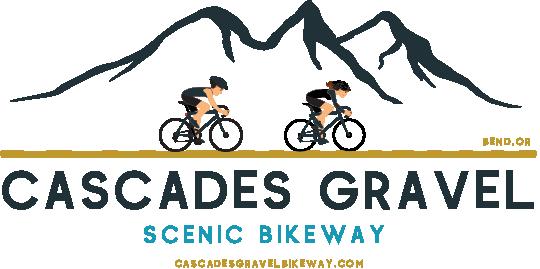 Cascades Gravel Scenic Bikeway Logo