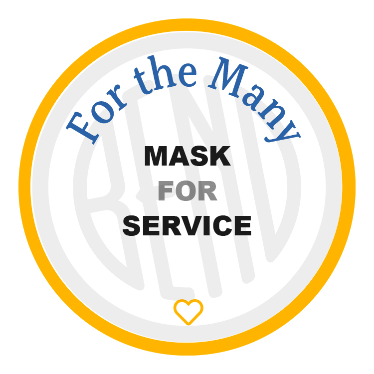 Mask for Service