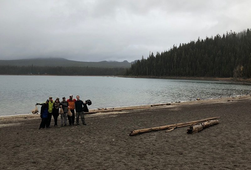 Cascade Lakes Clean Up-960