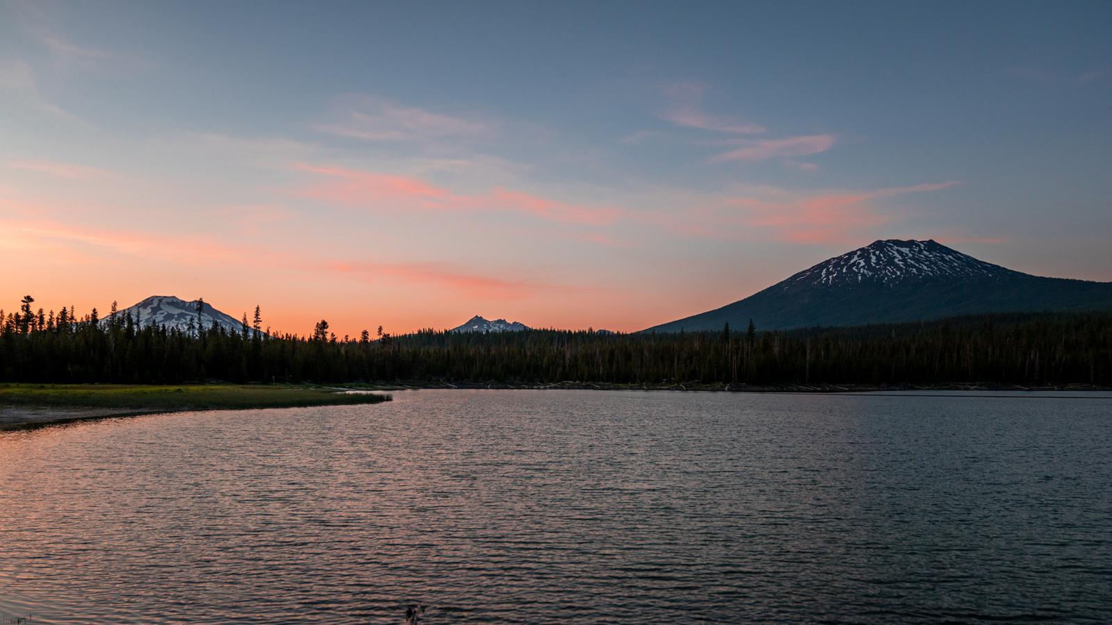 Lake Bend Oregon