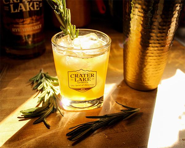 Crater Lake Spirits whiskey sour