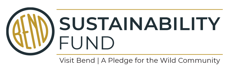 Logo for the Bend Sustainability Fund