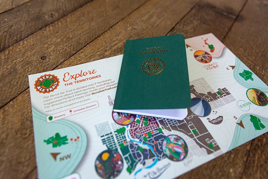 Bend Ale Trail passport