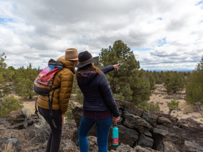 Hiking Badlands Wilderness