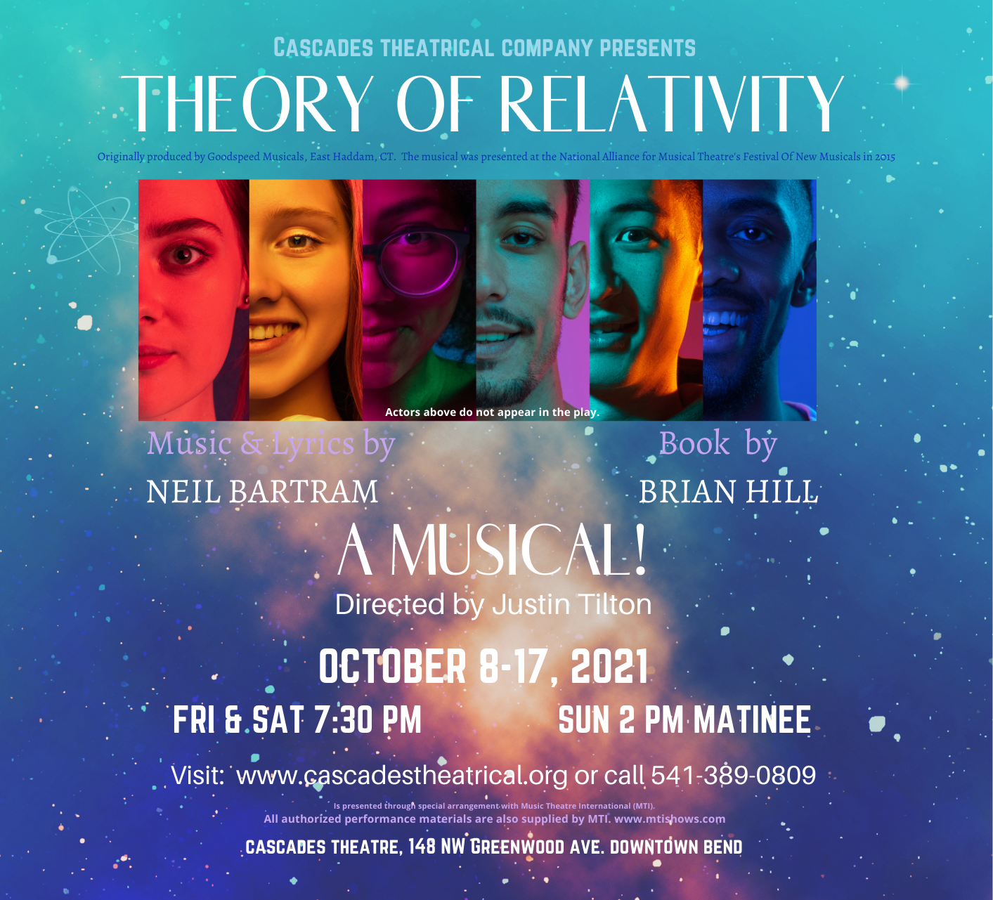 CTC Musical Theory of Relativity