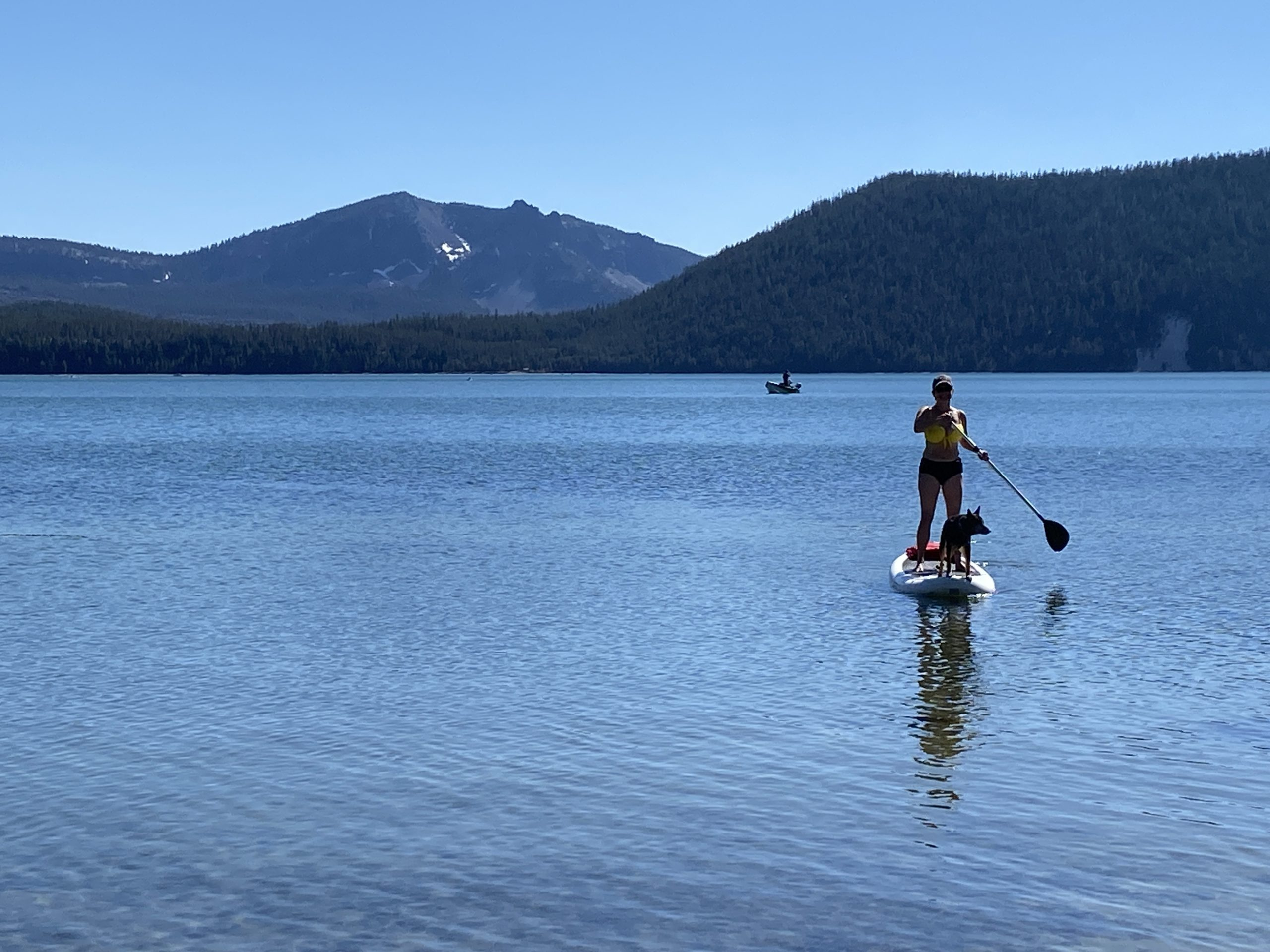 East Lake paddle